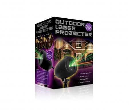 Proiector cu laser pentru exterior1