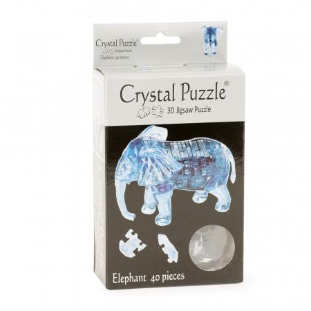 Puzzle 3D - Elefant [1]