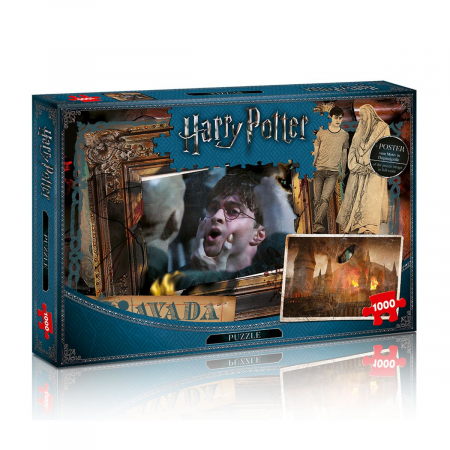 Puzzle Harry Potter 1000 piese - Avada Kedavra0