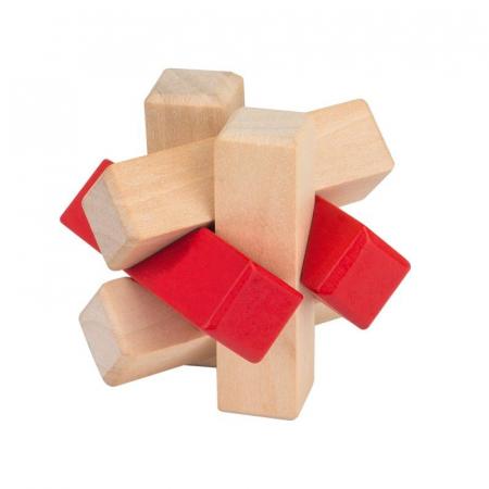 Puzzling Professors 5 x Wooden Set4