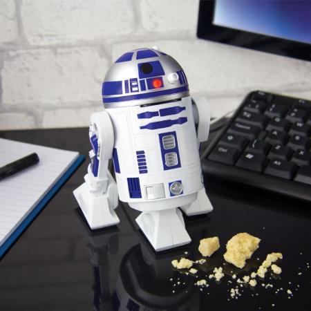 R2-D2 - Mini aspiratorul de birou0