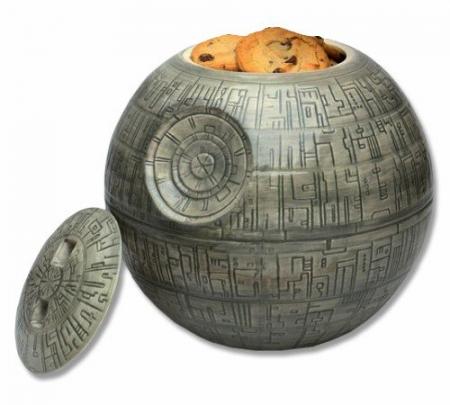 Recipient pentru prajituri Death Star0