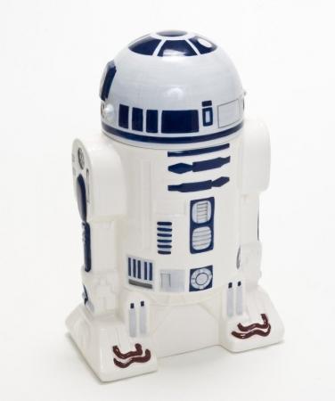 Recipient pentru prajituri R2-D2 [1]