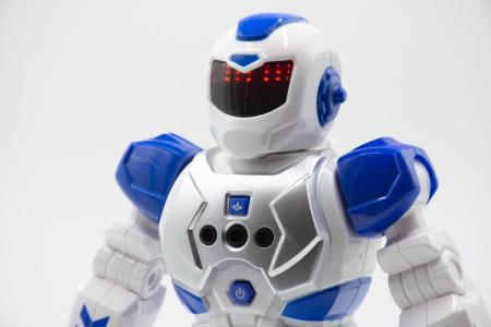 Robot controlabil prin miscarea mainii [2]