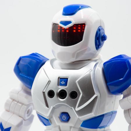 Robot controlabil prin miscarea mainii [1]