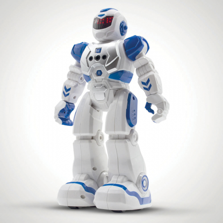 Robot controlabil prin miscarea mainii [0]