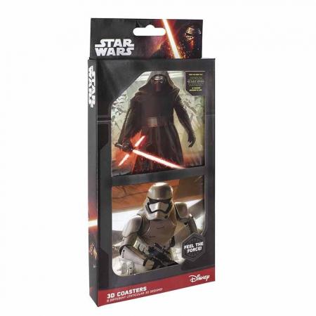 Set 8 suporturi pahar Star Wars2