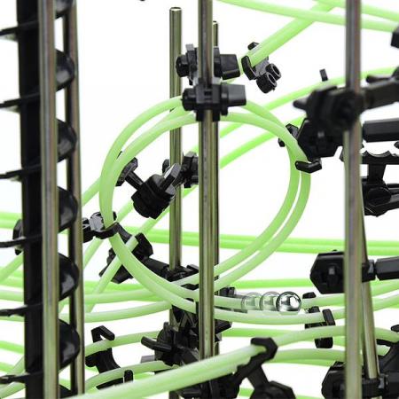Set constructie Roller Coaster Fosforescent - Nivelul 43