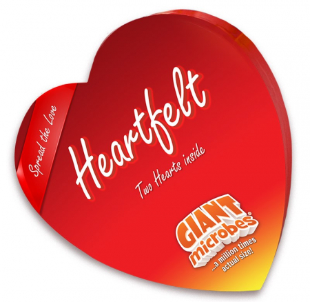 Set inimioare Heartfelt (cu sunet)4