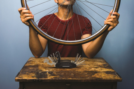 Set instrumente 16 in 1 pentru bicicleta0