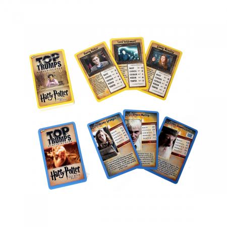 Set joc Top Trumps Harry Potter Hufflepuff2