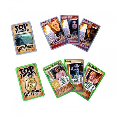 Set joc Top Trumps Harry Potter Slytherin3