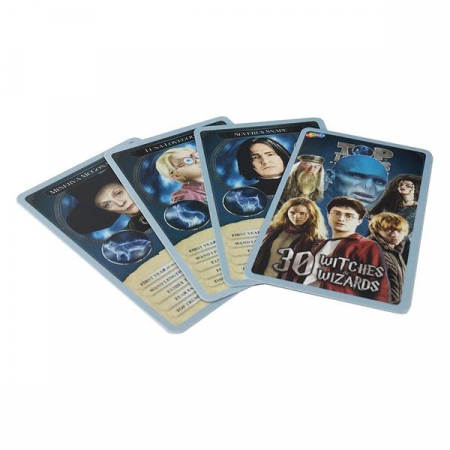 Set joc Top Trumps Harry Potter Witches & Wizards2