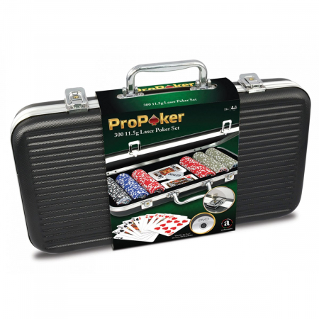 Set Poker cu 300 jetoane inscriptionate1