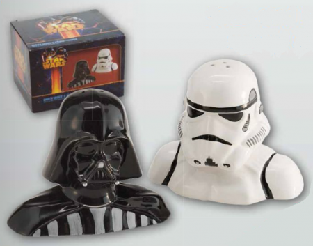Set sare si piper Darth Vader & Stormtrooper [1]