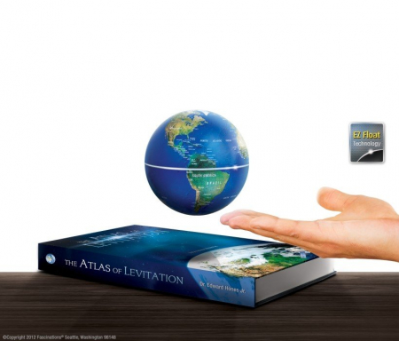Stand Magnetic - Atlas of Levitation0