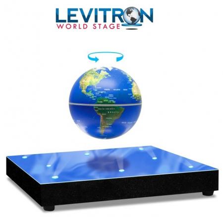 Stand Magnetic cu levitatie - Levitron World Stage0