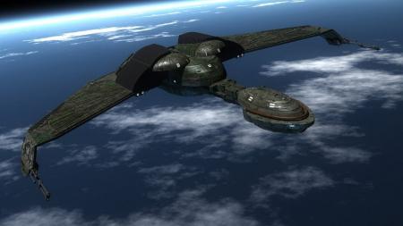 Star Trek - Bird of Prey [1]