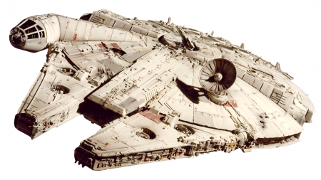 Star Wars - Millennium Falcon1