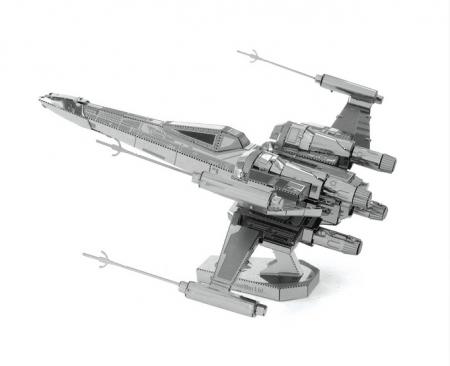 Star Wars - Poe Dameron X-Wing Fighter0