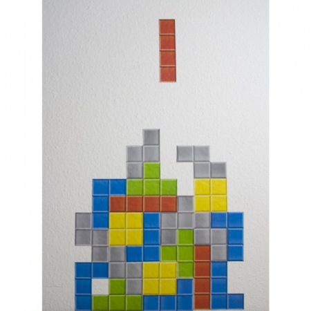 Sticker de perete Tetris2