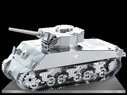 Tanc modelul Sherman0