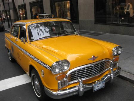 Taxi Checker [1]