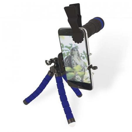 Telescop Discovery pentru Smartphone cu trepied2