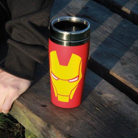 Termos Iron Man0