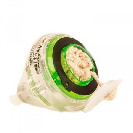 Titirez Elec-Trick cu LED - Verde Transparent1