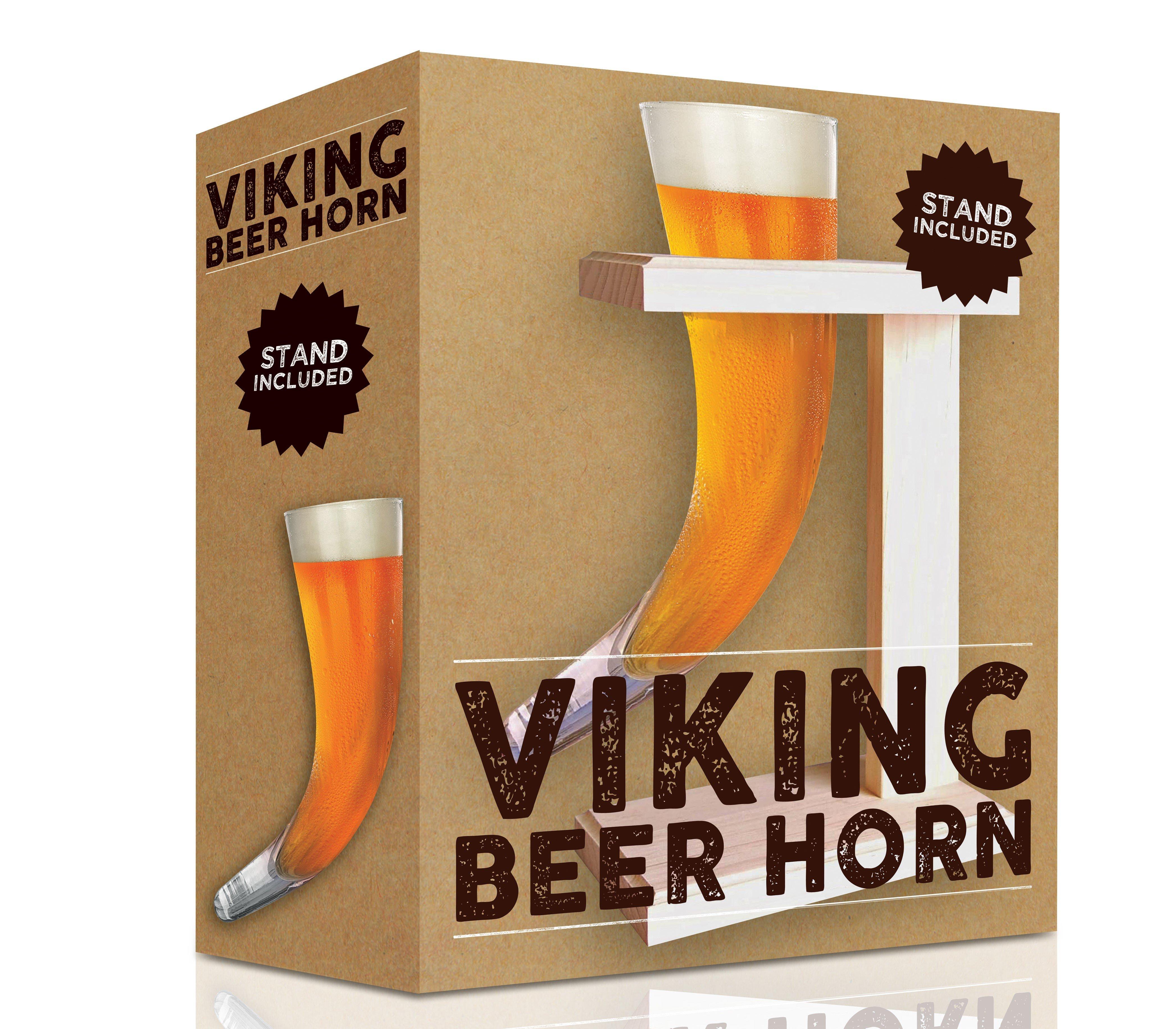 Beer Horn - Pahar de bere Corn 1