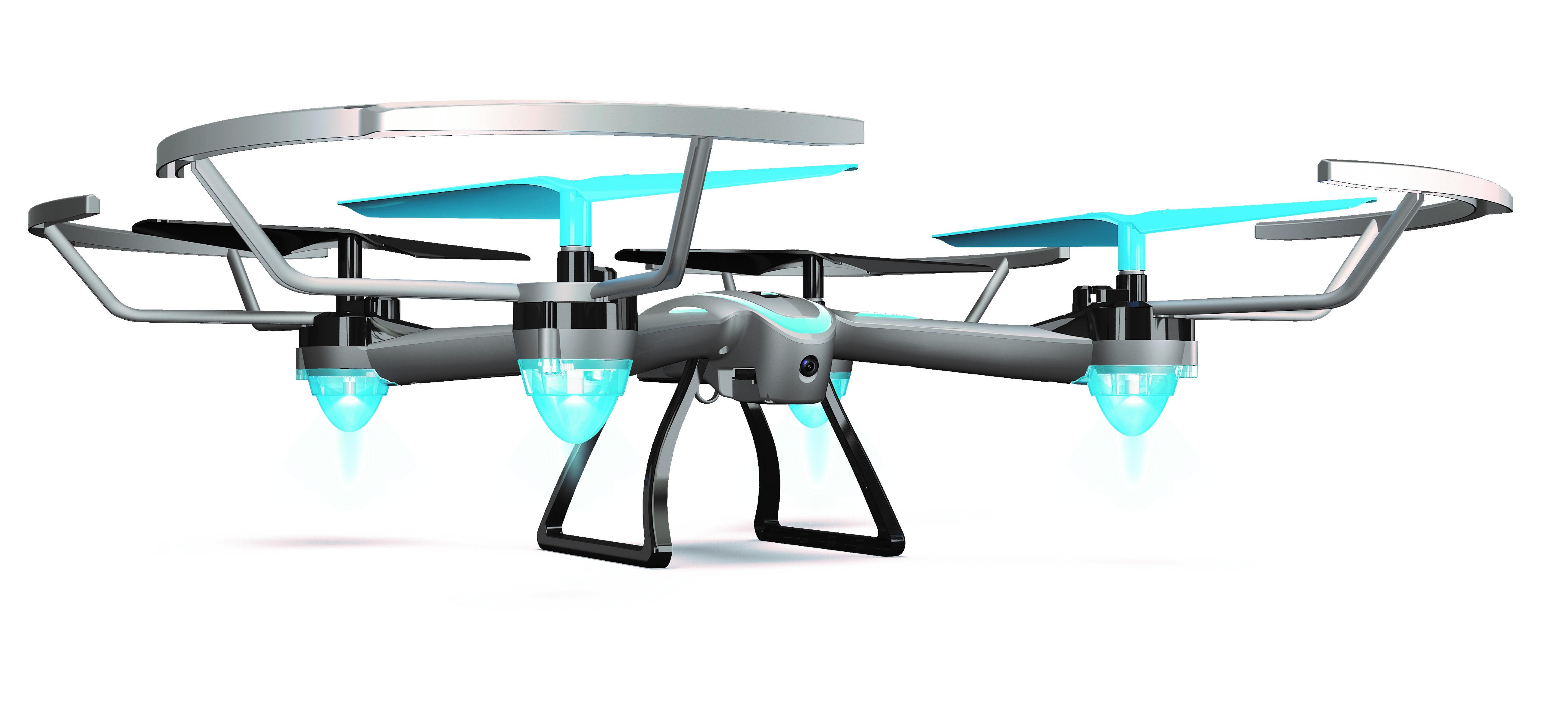 Drona FX16 Quadcopter cu camera video HD1