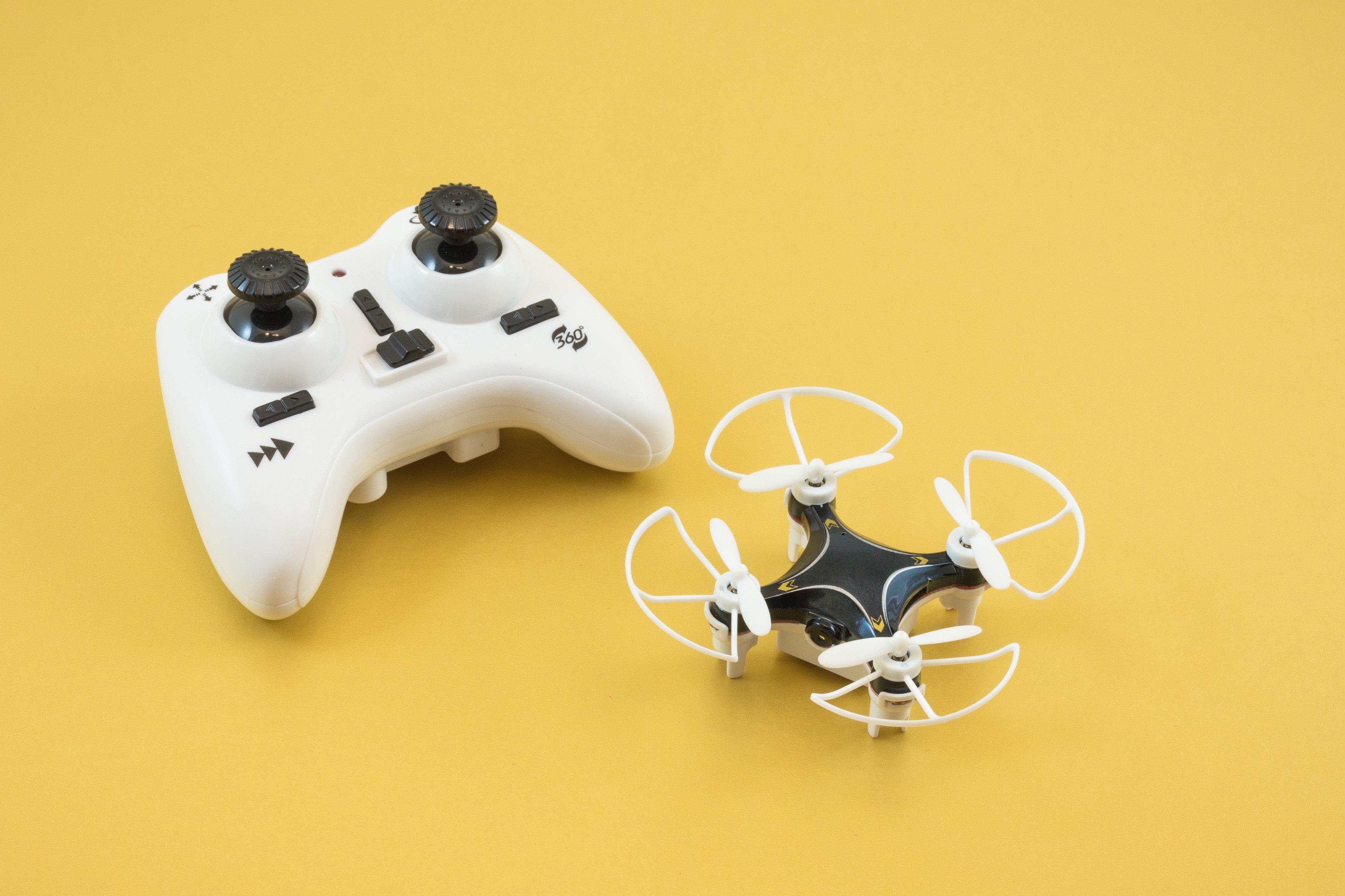 Mini Drona Spionaj T101 cu camera video HD2