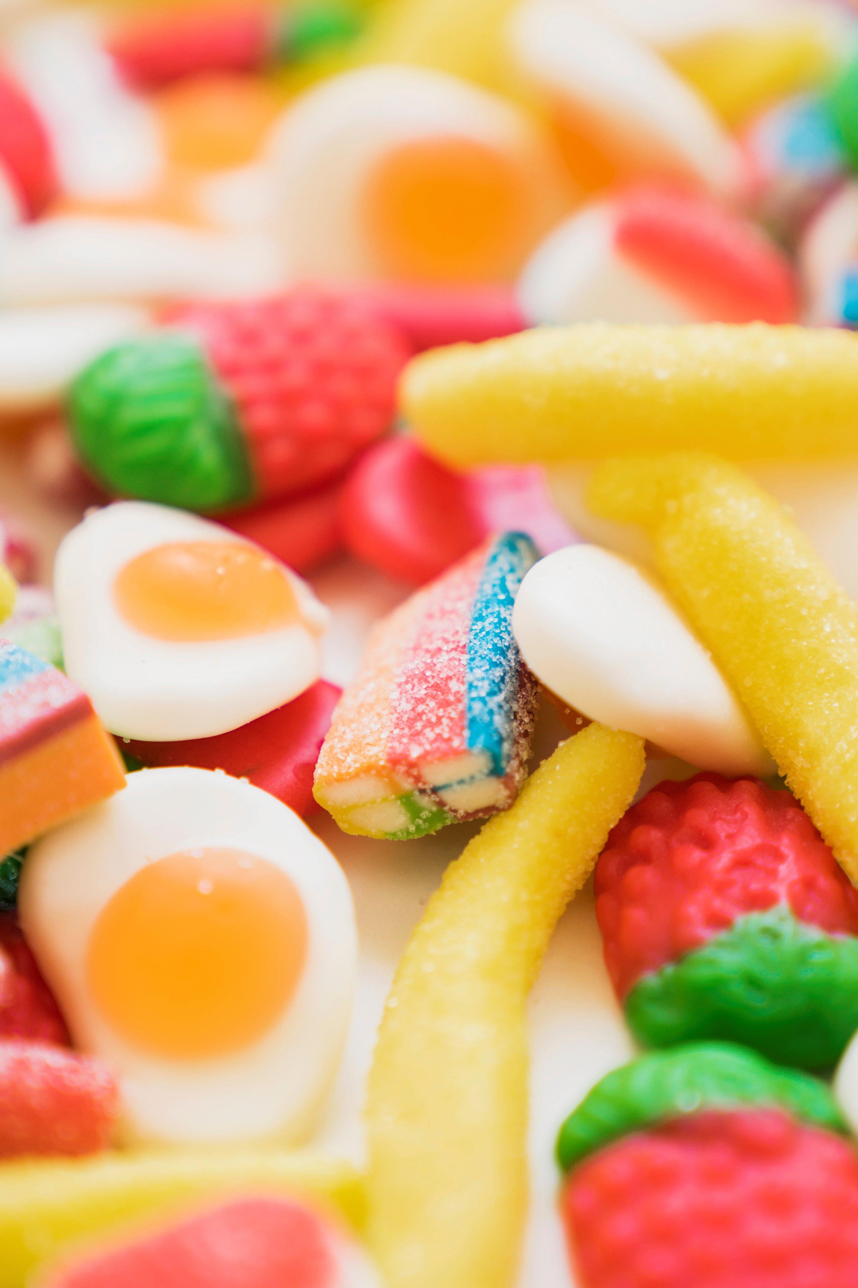 Tonomat pentru bomboane 2