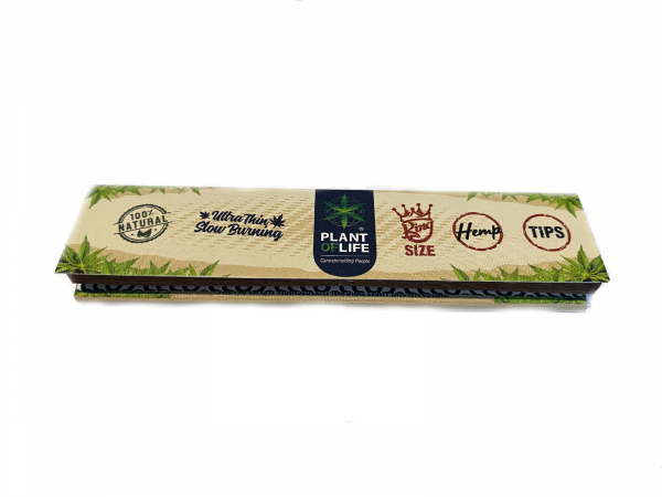 Foite si filtre din carton organice Plant of Life (32) 0