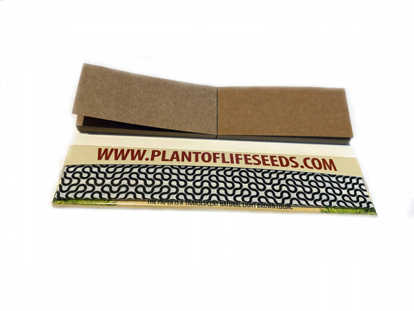 Foite si filtre din carton organice Plant of Life (32) 2