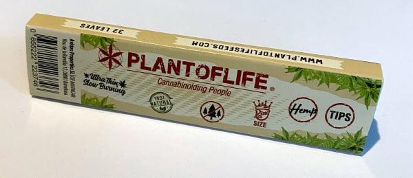 Foite si filtre din carton organice Plant of Life (32) 4
