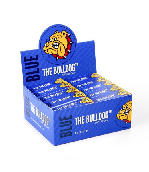 Filtre carton Bulldog blue 2