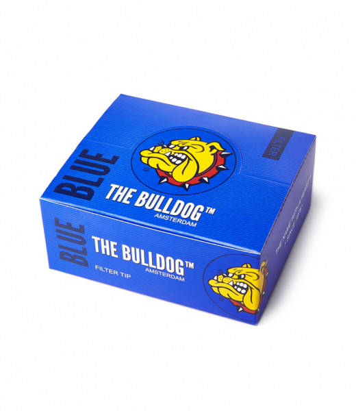 Filtre carton Bulldog blue 3