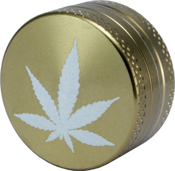 Grinder aluminiu 2part-20mm gold 0
