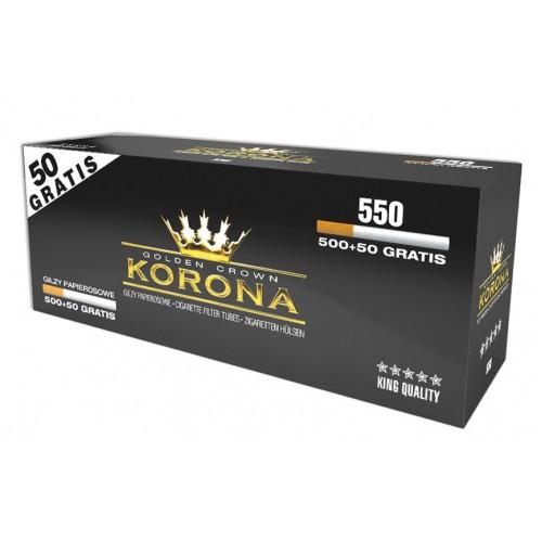 Tuburi tigari standard KORONA 550 [0]