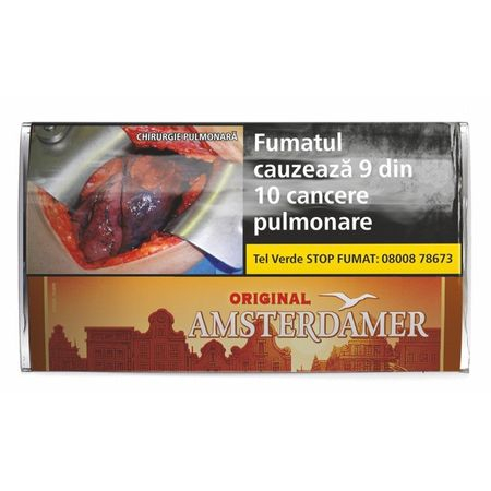 Tutun pentru rulat Mac Baren - Amsterdamer Original (30g) 0