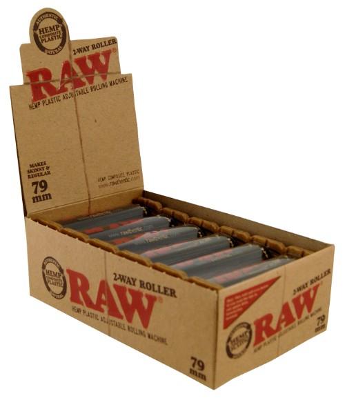Aparat rulat tigarete RAW 79mm 1