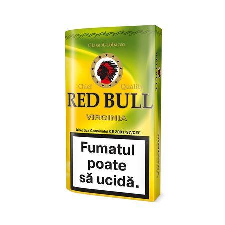 Tutun de rulat Red Bull Virginia, 30 g 0