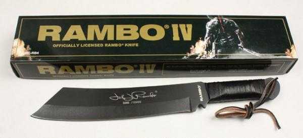 Maceta Rambo IV 5