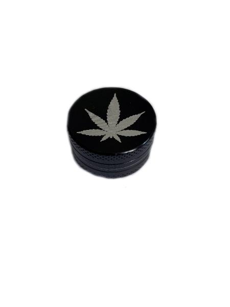 Grinder aluminiu 2part-20mm black [2]