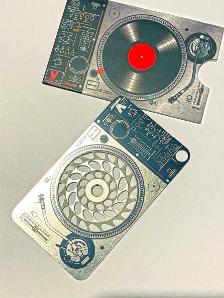 GRINDER CARD V-SYNDICATE - Groove 'N' Grind 0