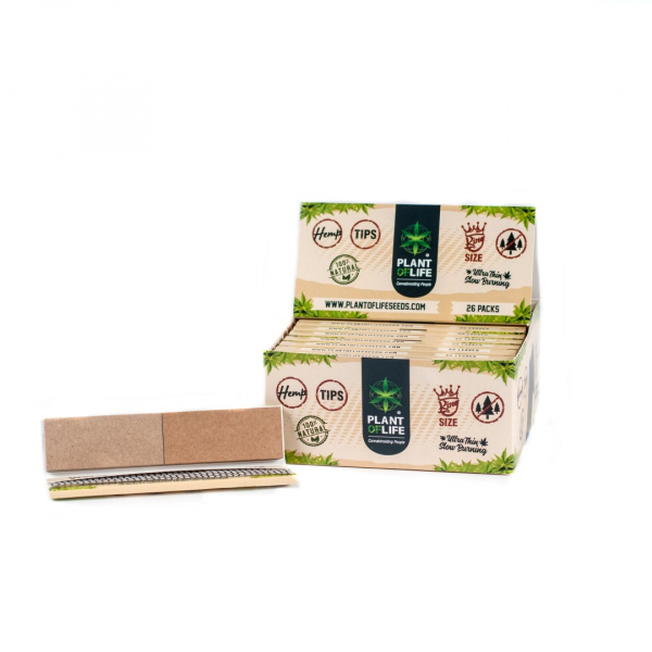 Foite si filtre din carton organice Plant of Life (32) 5