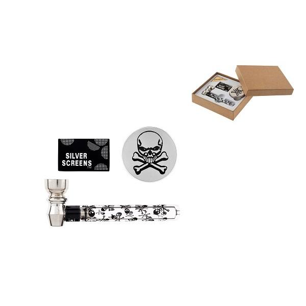 Set cadou grinder pipa 340673 3