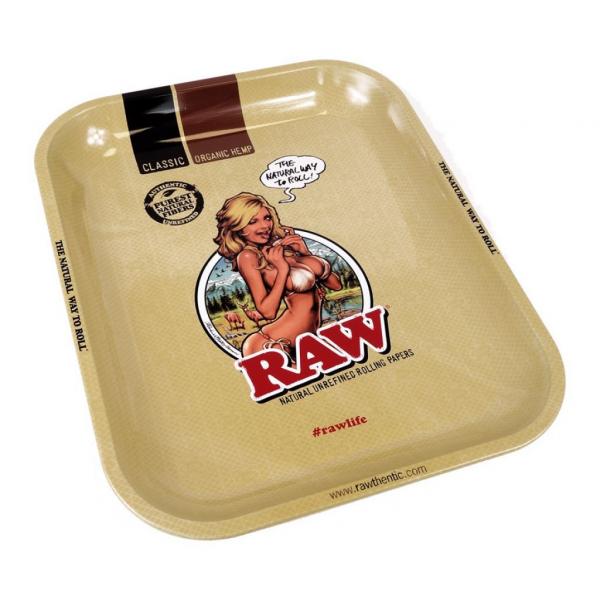 Tava pentru rulat tigari Raw Girl 0